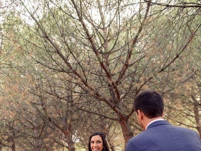 La boda de Carlos y Amanay en Valdetorres De Jarama, Madrid 71