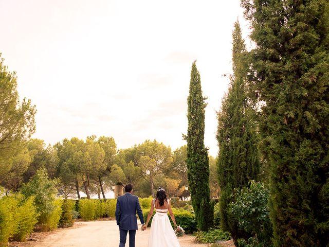 La boda de Carlos y Amanay en Valdetorres De Jarama, Madrid 75
