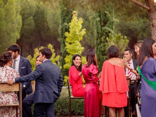 La boda de Carlos y Amanay en Valdetorres De Jarama, Madrid 83