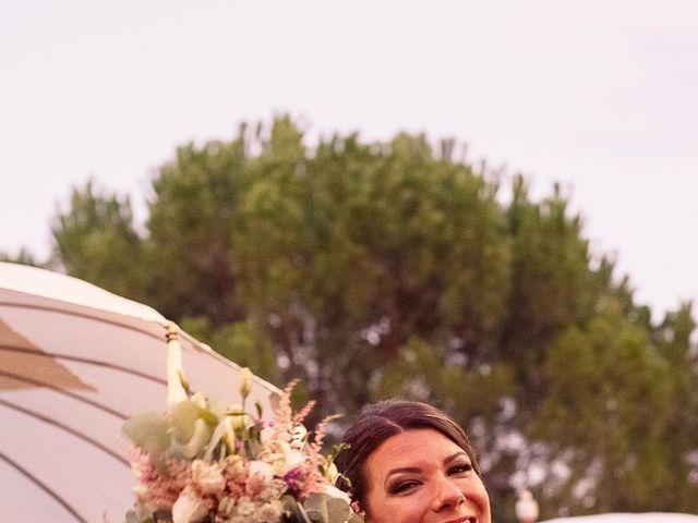 La boda de Carlos y Amanay en Valdetorres De Jarama, Madrid 89