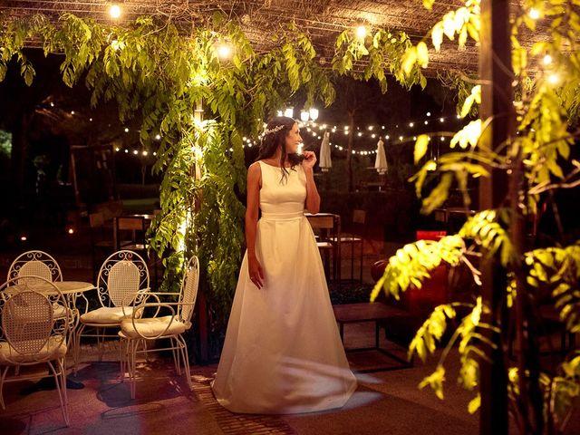 La boda de Carlos y Amanay en Valdetorres De Jarama, Madrid 108