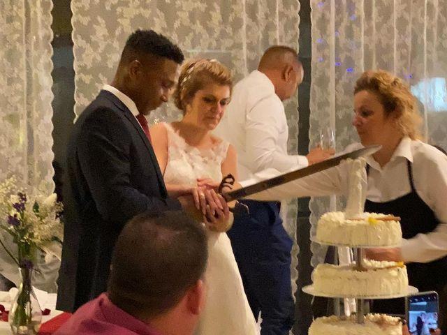 La boda de Mónica y Francis