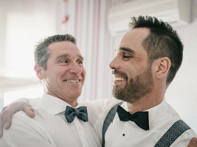La boda de Josué y Kathy en Dos Hermanas, Málaga 12