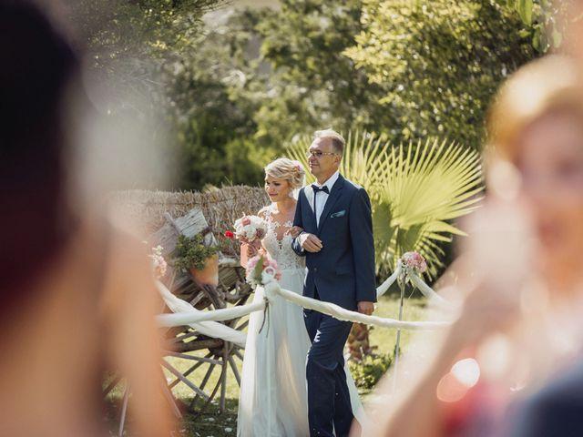 La boda de Josué y Kathy en Dos Hermanas, Málaga 1