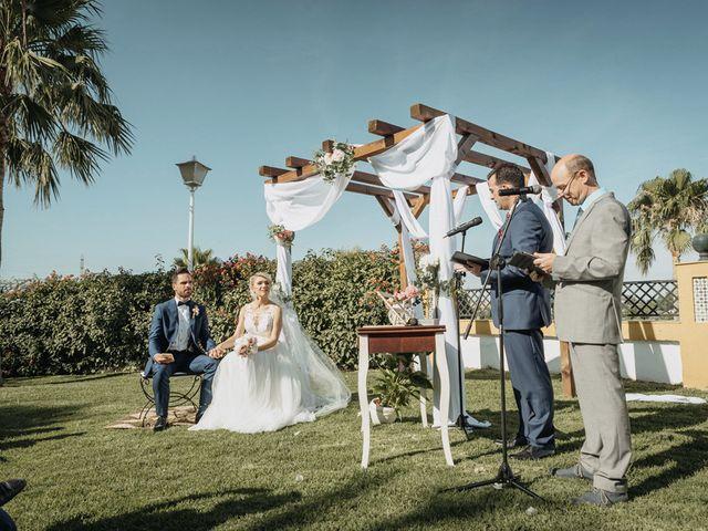 La boda de Josué y Kathy en Dos Hermanas, Málaga 29