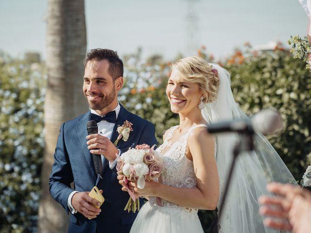 La boda de Josué y Kathy en Dos Hermanas, Málaga 30