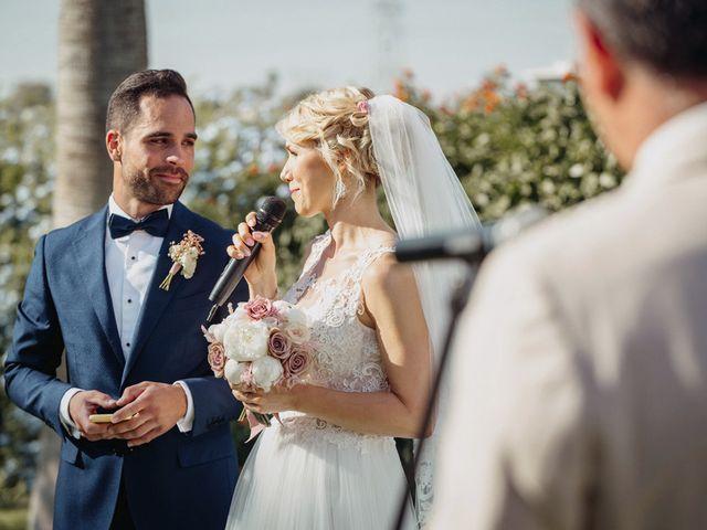 La boda de Josué y Kathy en Dos Hermanas, Málaga 31
