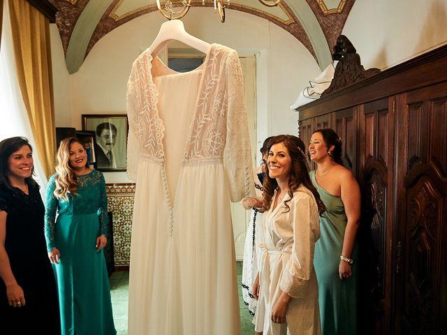 La boda de Juan Antonio y Carmen en Villafranca De Los Barros, Badajoz 8