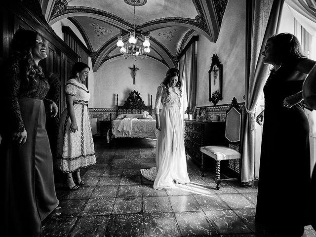 La boda de Juan Antonio y Carmen en Villafranca De Los Barros, Badajoz 11