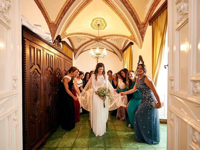 La boda de Juan Antonio y Carmen en Villafranca De Los Barros, Badajoz 15