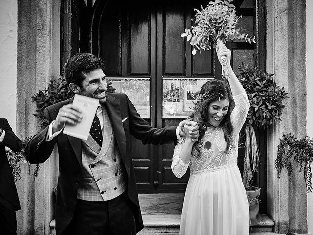 La boda de Juan Antonio y Carmen en Villafranca De Los Barros, Badajoz 28