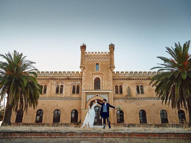 La boda de Juan Antonio y Carmen en Villafranca De Los Barros, Badajoz 30