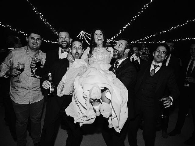 La boda de Juan Antonio y Carmen en Villafranca De Los Barros, Badajoz 37