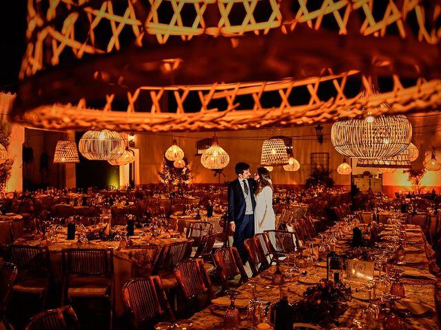 La boda de Carmen y Juan Antonio