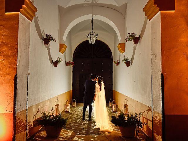La boda de Juan Antonio y Carmen en Villafranca De Los Barros, Badajoz 39