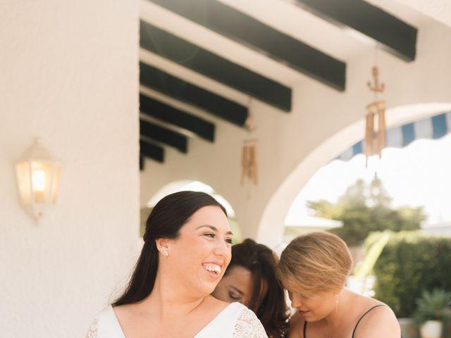 La boda de Laura y Fer en Es Castell/el Castell, Islas Baleares 10