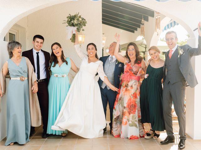 La boda de Laura y Fer en Es Castell/el Castell, Islas Baleares 14