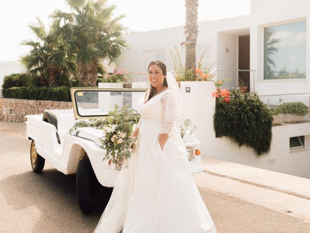La boda de Laura y Fer en Es Castell/el Castell, Islas Baleares 15