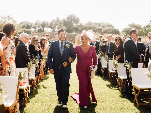 La boda de Laura y Fer en Es Castell/el Castell, Islas Baleares 17