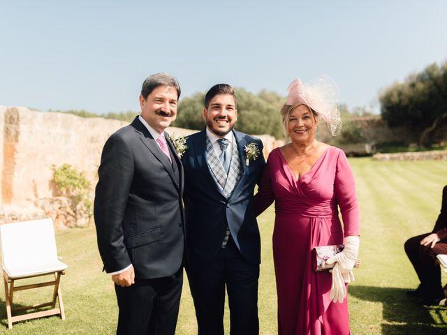 La boda de Laura y Fer en Es Castell/el Castell, Islas Baleares 18