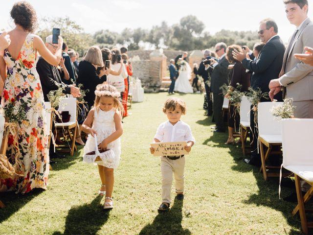 La boda de Laura y Fer en Es Castell/el Castell, Islas Baleares 20