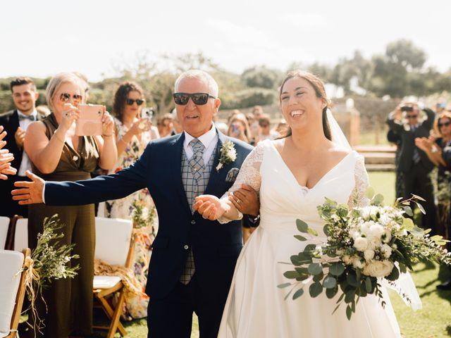 La boda de Laura y Fer en Es Castell/el Castell, Islas Baleares 21
