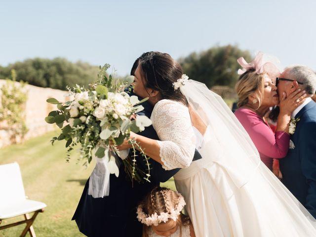 La boda de Laura y Fer en Es Castell/el Castell, Islas Baleares 22