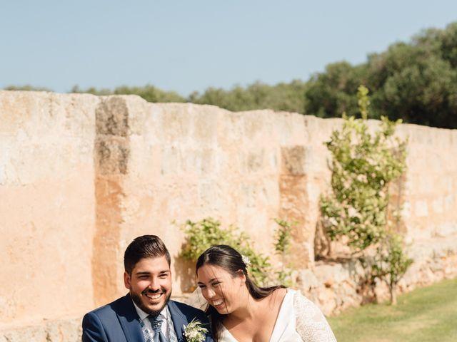 La boda de Laura y Fer en Es Castell/el Castell, Islas Baleares 23