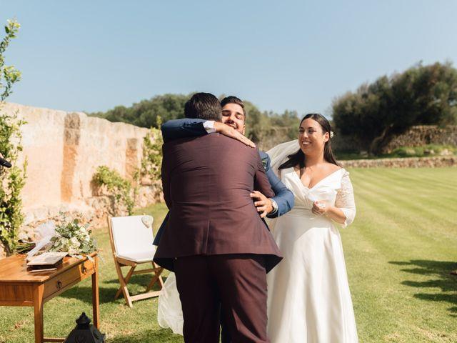 La boda de Laura y Fer en Es Castell/el Castell, Islas Baleares 24