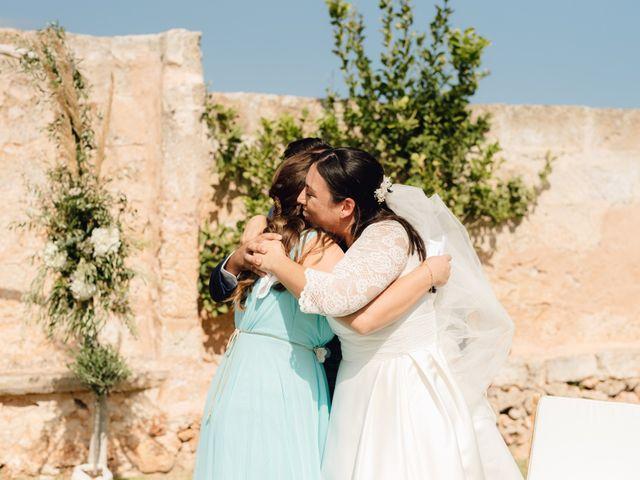 La boda de Laura y Fer en Es Castell/el Castell, Islas Baleares 25