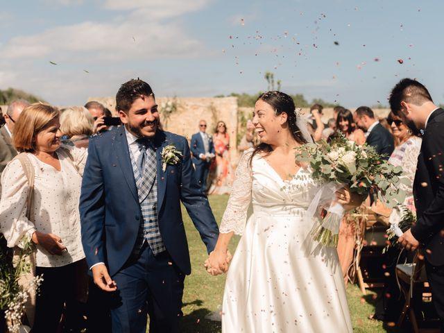 La boda de Laura y Fer en Es Castell/el Castell, Islas Baleares 1
