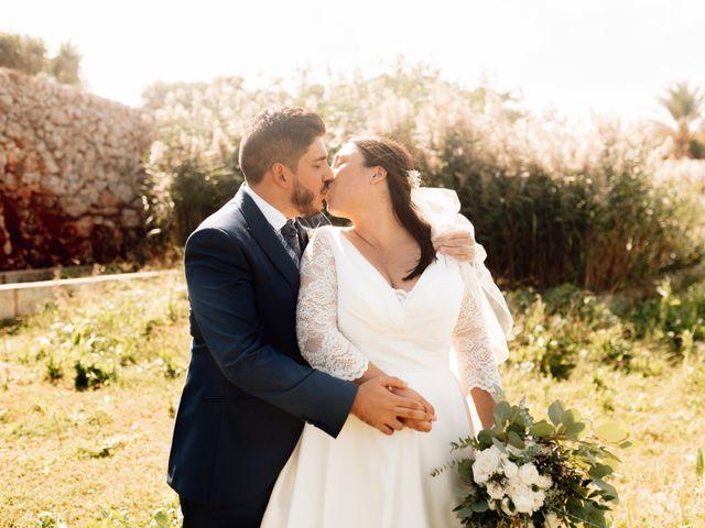 La boda de Laura y Fer en Es Castell/el Castell, Islas Baleares 28