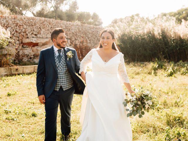 La boda de Laura y Fer en Es Castell/el Castell, Islas Baleares 29