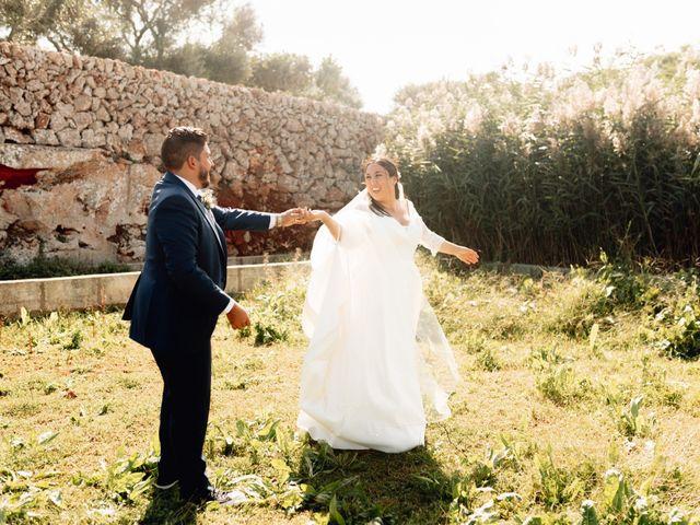 La boda de Laura y Fer en Es Castell/el Castell, Islas Baleares 32