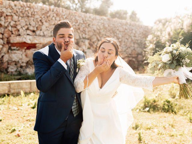 La boda de Laura y Fer en Es Castell/el Castell, Islas Baleares 33