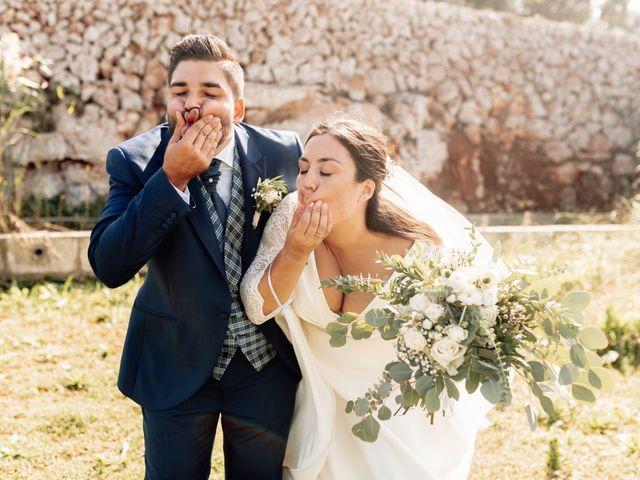 La boda de Laura y Fer en Es Castell/el Castell, Islas Baleares 34