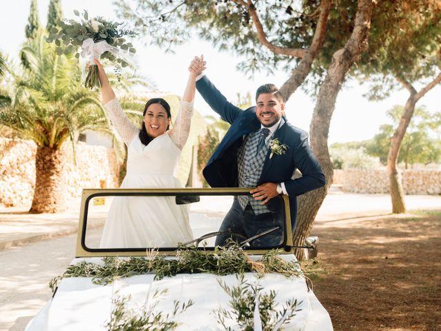 La boda de Laura y Fer en Es Castell/el Castell, Islas Baleares 35