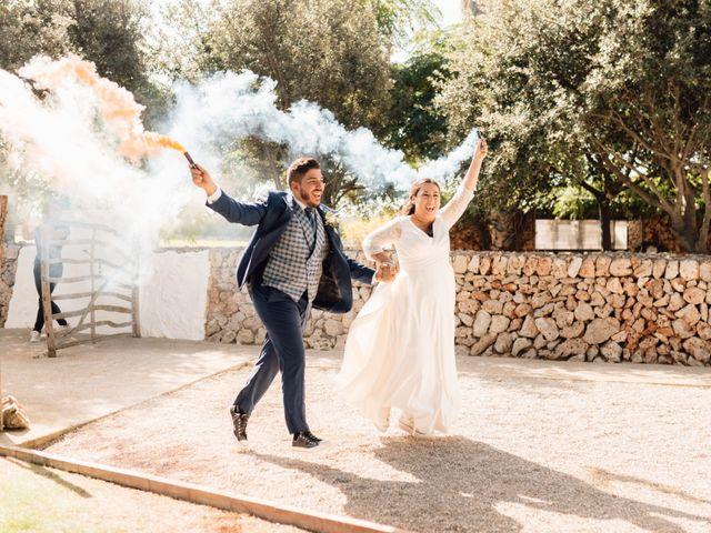 La boda de Laura y Fer en Es Castell/el Castell, Islas Baleares 36