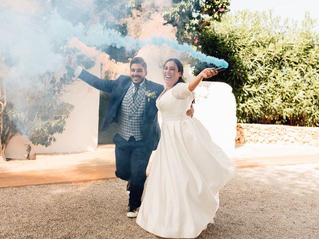 La boda de Laura y Fer en Es Castell/el Castell, Islas Baleares 37