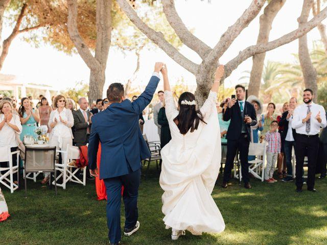 La boda de Laura y Fer en Es Castell/el Castell, Islas Baleares 38