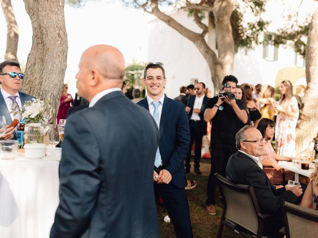 La boda de Laura y Fer en Es Castell/el Castell, Islas Baleares 39