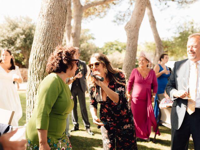 La boda de Laura y Fer en Es Castell/el Castell, Islas Baleares 40