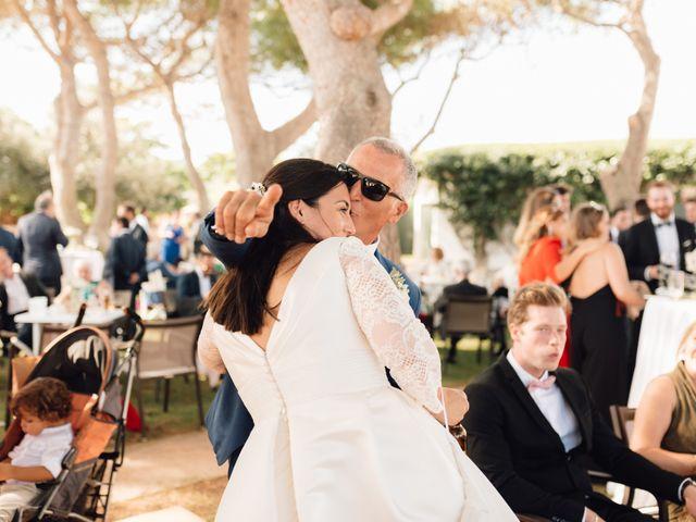 La boda de Laura y Fer en Es Castell/el Castell, Islas Baleares 42