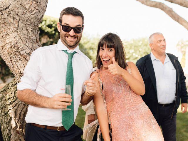 La boda de Laura y Fer en Es Castell/el Castell, Islas Baleares 43