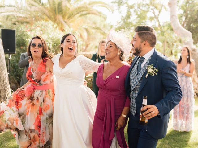 La boda de Laura y Fer en Es Castell/el Castell, Islas Baleares 44