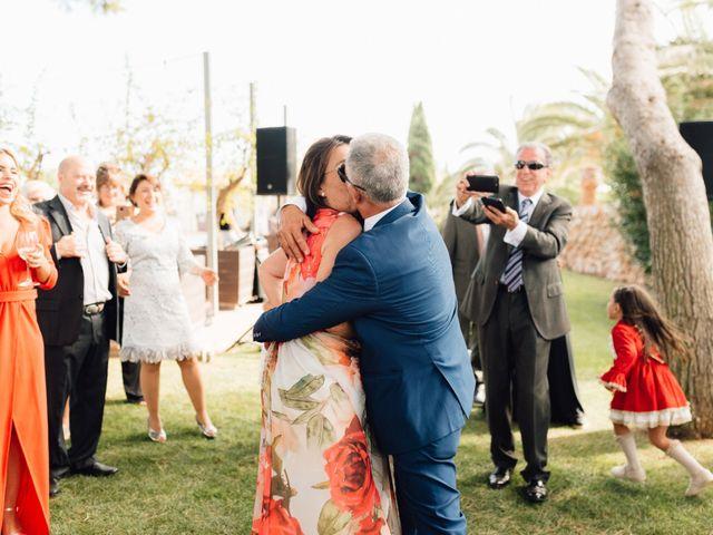 La boda de Laura y Fer en Es Castell/el Castell, Islas Baleares 45