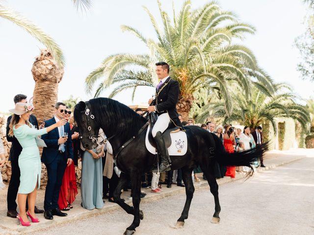 La boda de Laura y Fer en Es Castell/el Castell, Islas Baleares 47