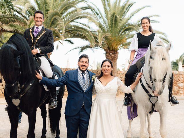 La boda de Laura y Fer en Es Castell/el Castell, Islas Baleares 48