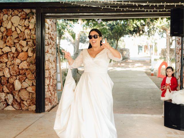 La boda de Laura y Fer en Es Castell/el Castell, Islas Baleares 51