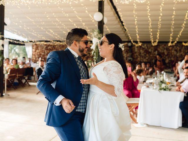 La boda de Laura y Fer en Es Castell/el Castell, Islas Baleares 53